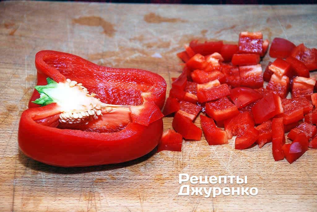 Салатный перец фото