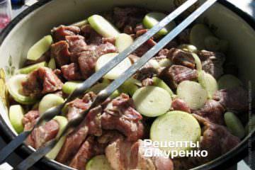Подготовленное мясо