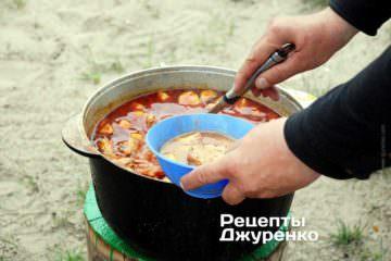 Фото к рецепту: бограч