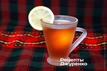 Фото рецепта холодный чай