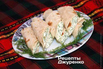 Сир з часником