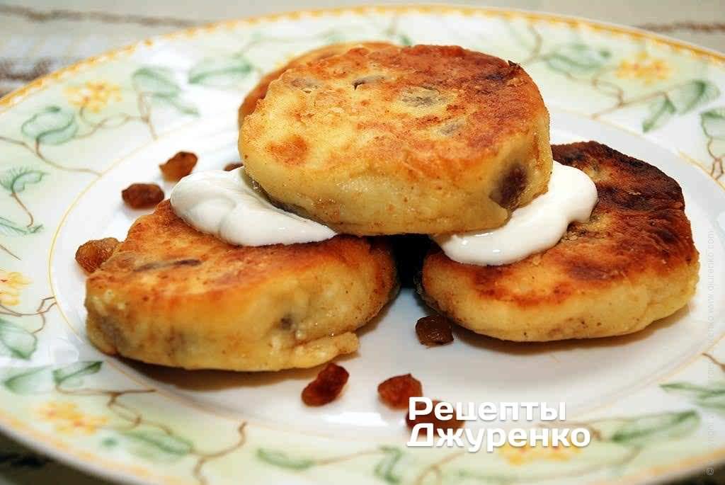 рецепт старорусских сырников