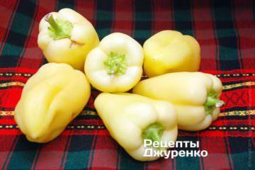 Болгарские перцы
