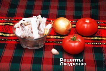 Морепродукти і овочі