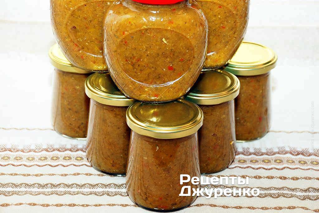 сливовый соус рецепт с фото на зиму