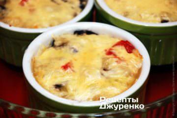 Фото рецепта овощная запеканка