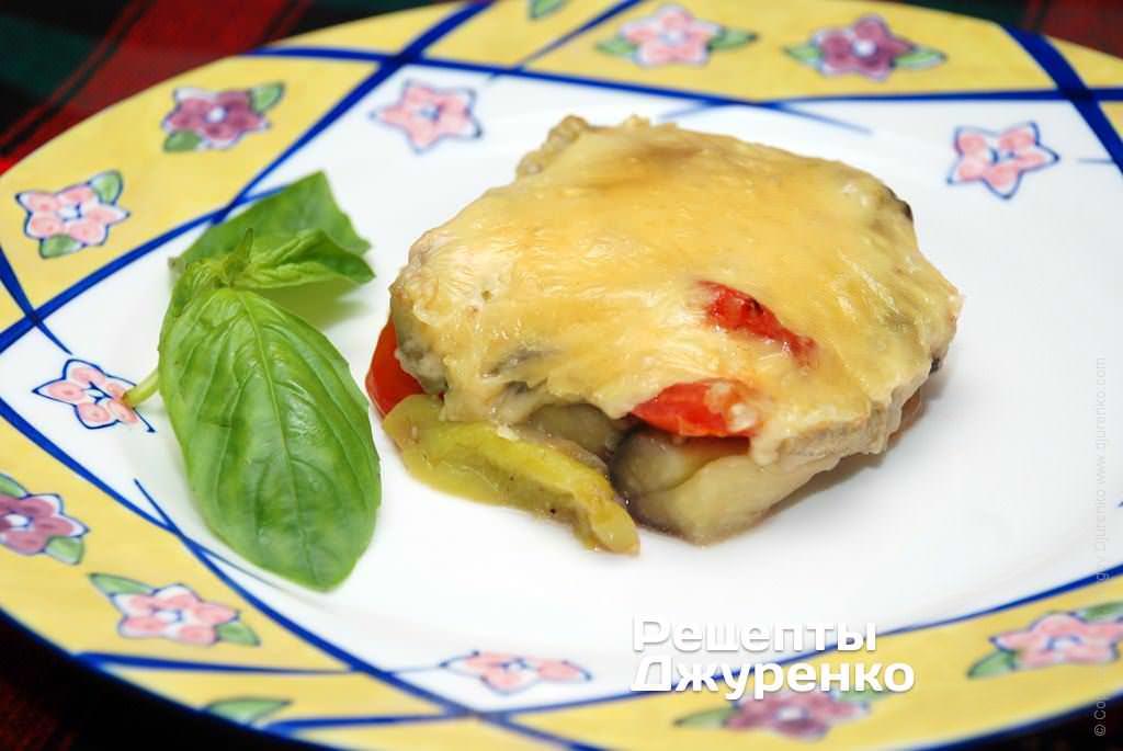 Фото готового рецепту асорті з овочів в домашніх умовах