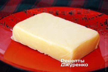 Твердий (напівтвердий) сир