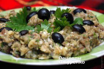 Фото рецепта печеные баклажаны мелидзано