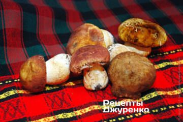 гриби для кавурма