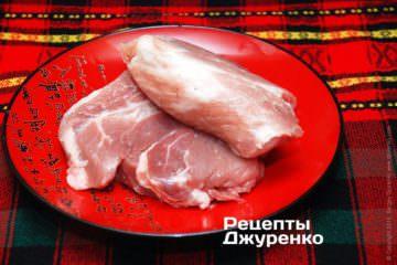 Свинина для кавурмы