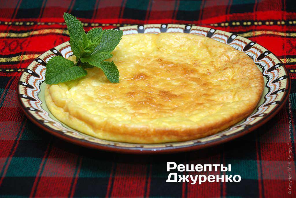 омлет с сыром фото рецепта