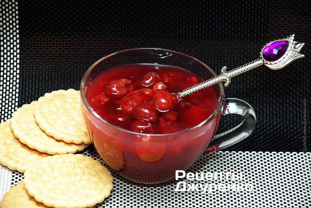 Рецепт от сахарного диабета из вишни