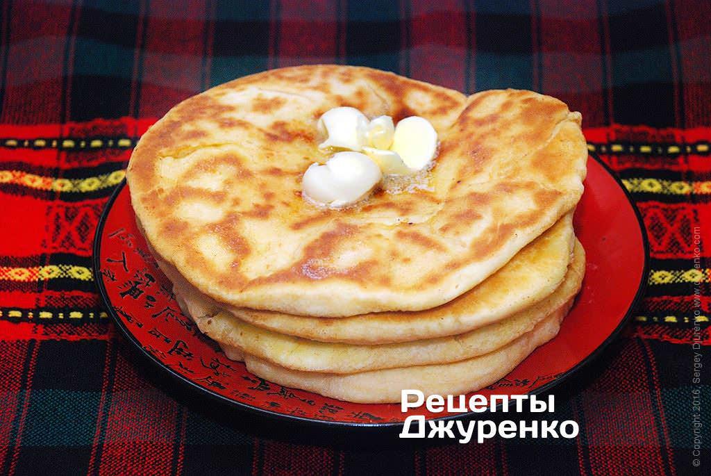 рецепт хачапури из мацони
