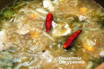 Додати в суп спеції