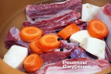 Варити яловичину до готовності