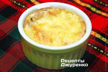 запеченный сыр