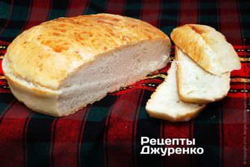хліб зз пшеничного борошна