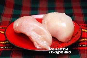 Куряче філе (грудки)