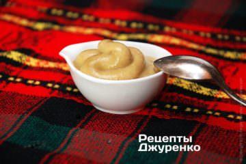 Фото рецепта домашняя горчица