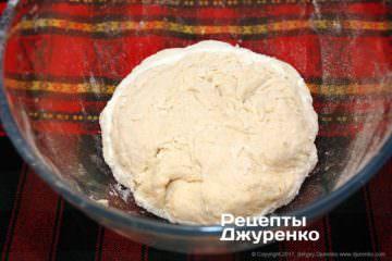 очень мягкое тесто