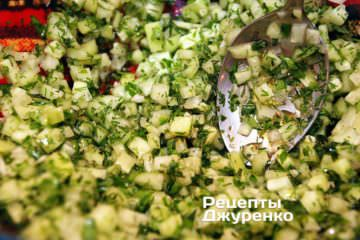 добавить оливковое масло