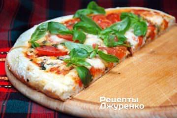 Спробуйте смачну домашню піцу