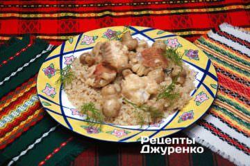 Фото к рецепту: шоколадный соус к рыбе