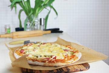 Фото Домашняя пицца ассорти от автора Лена
