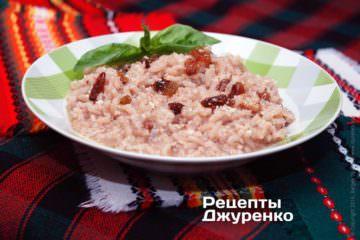готовий рис