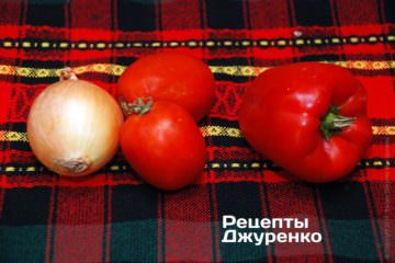 овочі для різотто
