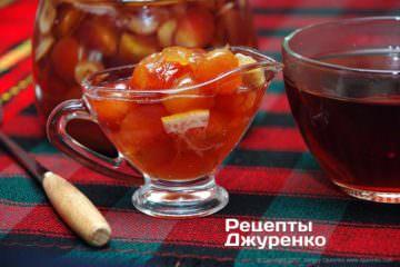Фото рецепта варенье из черешни