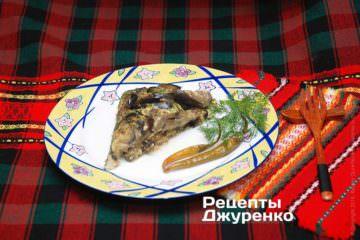 Фото рецепта запечені баклажани з вершками