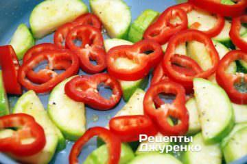 Шаг 3: добавить сладкий перец