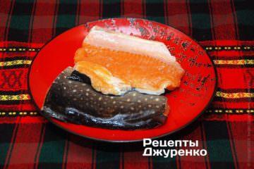 Філе червоної риби