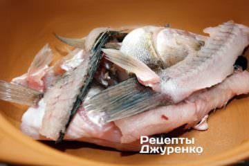 риба для бульйону