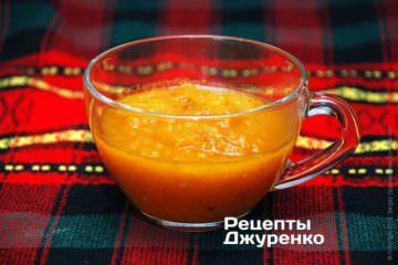 Готовый овощной соус