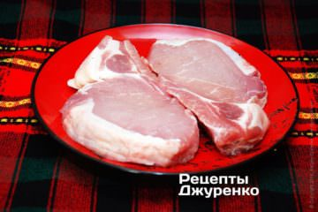 Свинина корейка