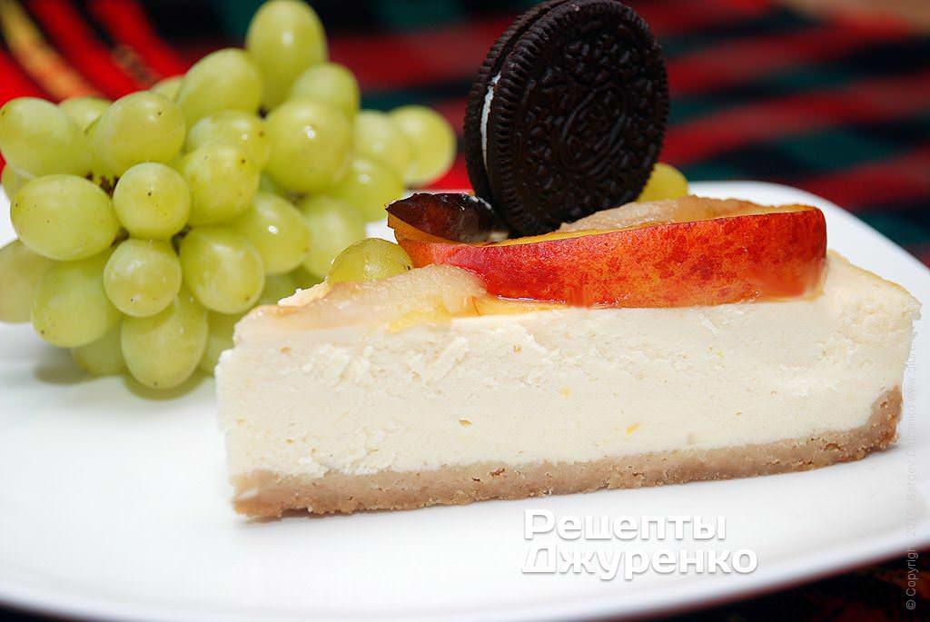 Чизкейк (cheesecake)