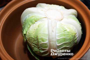 Отварить цветную капусту