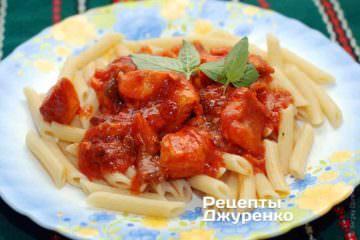 Соус для італійської пасти
