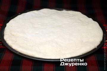 Тісто для піци