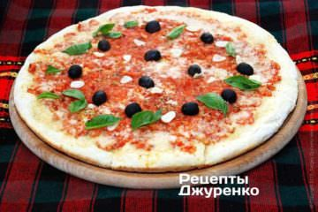 Піца соус марінара — відео