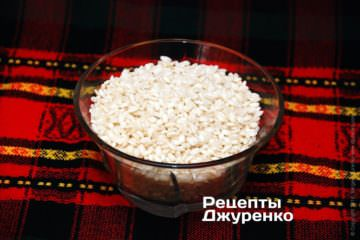 Рис сорта арборио