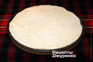 Тесто для пиццы