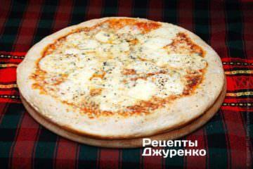 Спекти піцу до готовності