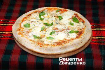 Фото рецепта піца 4 сира