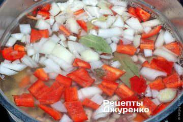 Варить суп 30 минут