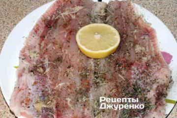 Замариновати рибу