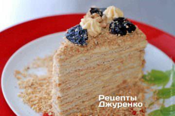 Блог сергея джуренко торт рыжик